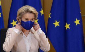 EUA/Eleições: Von der Leyen diz acreditar na