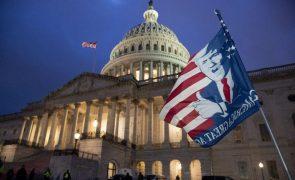 EUA/Eleições: Senado retoma sessão de ratificação da vitória de Joe Biden