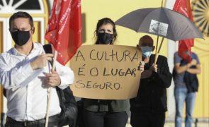 Protesto nacional dos profissionais da Cultura marcado para dia 30