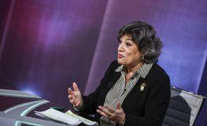 Presidenciais: Ana Gomes quer mais apoios para resolver problema dos sem-abrigo