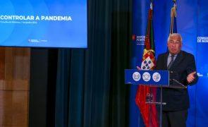 UE/Presidência: Costa acusa três sociais-democratas de estarem envolvidos numa campanha contra Portugal