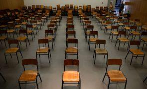 Covid-19: Aumento de casos motiva fecho de escolas de Santa Cruz