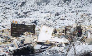 Deslizamento de terras na Noruega vai custar pelo menos 86 milhões de euros