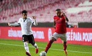 Vitória de Guimarães renova com Marcus Edwards até 2024