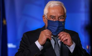 Covid-19: Costa recebe sexta-feira e sábado partidos sobre eventual agravamento das restrições