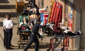 Covid-19: EUA regista 3.900 mortes nas últimas 24 horas e bate recorde de óbitos