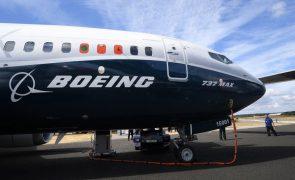 Boeing paga dois milhões de euros de indemnização no processo do 737 Max