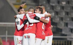 Sporting de Braga vence Marítimo e aproxima-se do pódio da I Liga [resumo alargado em vídeo]
