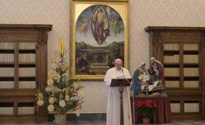 Papa Francisco recebe hoje em audiência Conferência Episcopal Portuguesa