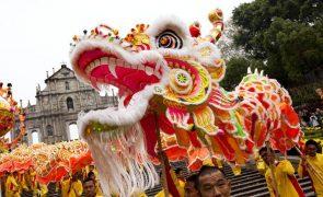 Macau cancela fogo de artifício e parada do Ano Novo Lunar
