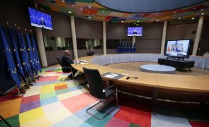 Covid-19: Líderes europeus reúnem-se por videoconferência no dia 21