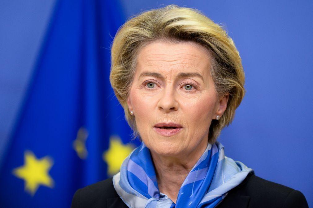 UE/Presidência: Visita da Comissão Europeia a Lisboa em formato reduzido devido à covid-19