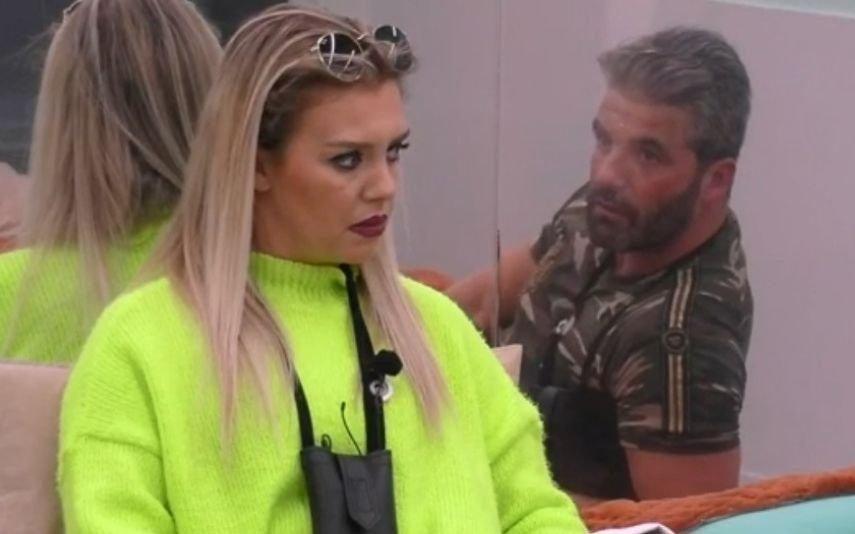 Big Brother Hélder fala demais e confirma envolvimento com Anuska: