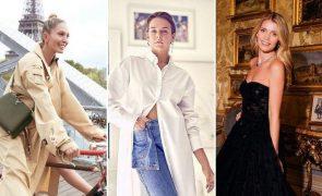 Influenciadoras reais Princesas na vida real e rainhas nas rede sociais