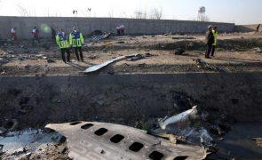 Cinco países exigem indemnizações a Teerão pelo abate do avião ucraniano em 2020