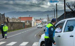 Covid-19: Açores com 84 novos casos e total de 621 ativos