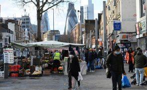 Covid-19: Londres declara situação de emergência