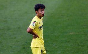 Real Madrid empresta 'promessa' japonesa Kubo ao Getafe