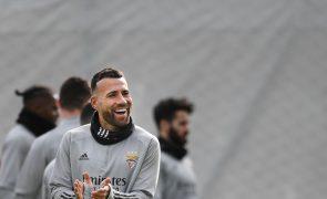 Quatro regressos no Benfica para o duelo com o Tondela