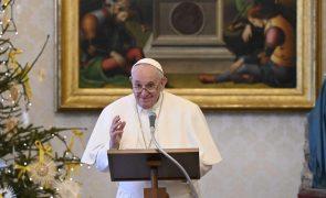 Papa tem esperança de participar na Jornada Mundial da Juventude de Lisboa em 2023