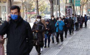 Covid-19: Espanha registou 25.456 novos casos e 199 mortes em 24 horas