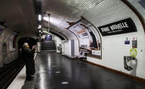 Covid-19: França regista 281 mortos devido ao vírus