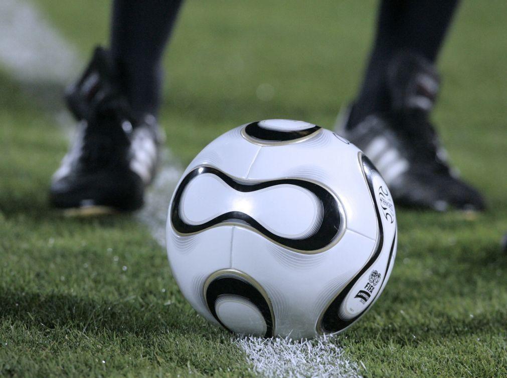 Associação de Futebol de Viseu cancela todos os jogos previstos para o fim-de-semana