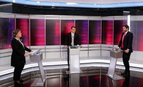 Presidenciais: Ana Gomes diz que Ventura é
