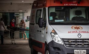 Covid-19: Brasil supera marca de 8 milhões de infetados
