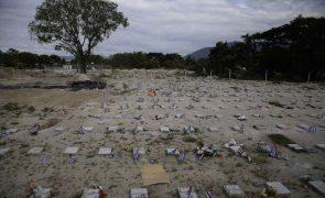 Covid-19: Pandemia já matou mais de 1,9 milhões de pessoas em todo o mundo