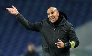 Pepa diz que o Paços tem o desafio de marcar golos frente ao Belenenses SAD