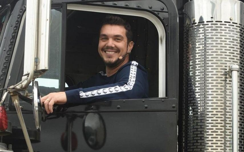 Rúben Vieira tem ou não carta de condução para conduzir o
