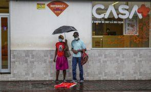 Covid-19: Cabo Verde com 79 infetados após recorde diário de amostras