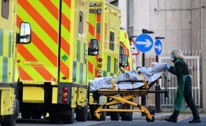 Covid-19: Reino Unido com quase 60 mil novos casos