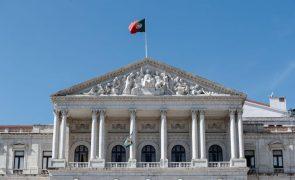 Covid-19: Parlamento antecipa debate sobre renovação do estado de emergência