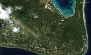 Sismo de magnitude 6,0 no Vanuatu sem danos mas com alerta de tusnami
