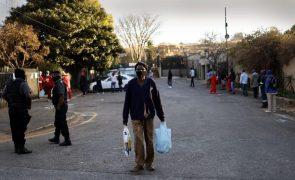 Covid-19: África com mais 658 mortes e 35.205 novos casos nas últimas 24 horas