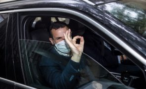 Presidenciais: Vitorino Silva vai cancelar campanha durante novo confinamento