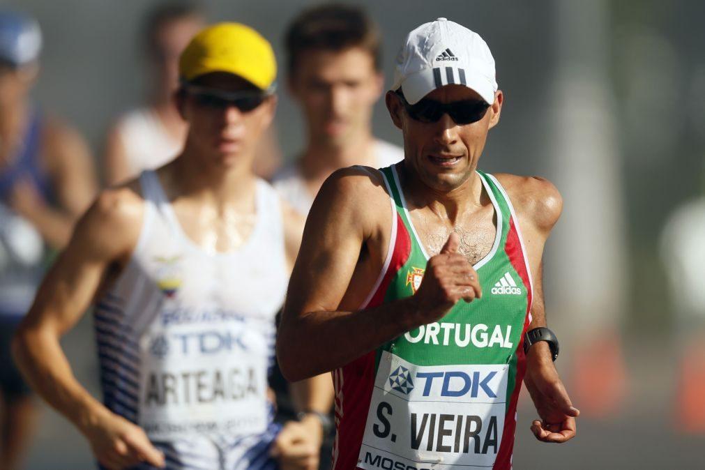 João Vieira e Rui Coelho campeões nacionais de marcha 35 km e 50 km