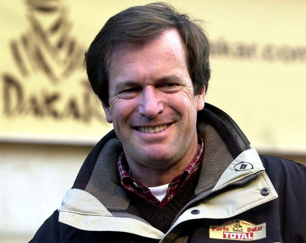 Morreu Hubert Auriol, antigo vencedor e organizador do Dakar