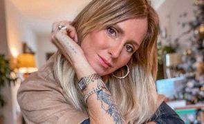 Madalena Abecasis está grávida, anémica e infetada com covid-19