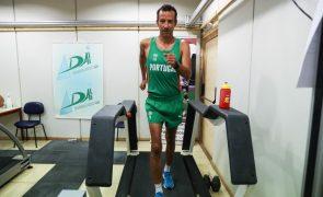 João Vieira assegurar estar preparado para treinar em confinamento para Tóquio2020
