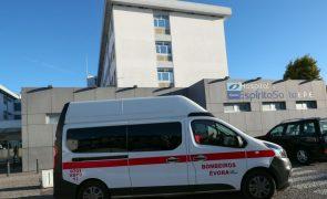 Covid-19: Hospital de Évora aumenta capacidade e quer contratar mais profissionais