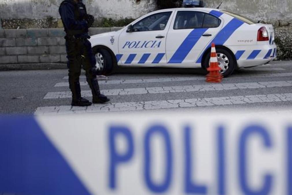 Centenas de pessoas detidas em janeiro por conduzir sem carta de condução
