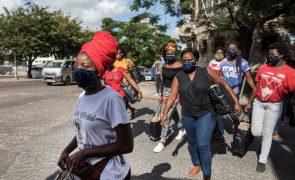 Covid-19: Moçambique anuncia mais cinco óbitos e 578 novas infeções