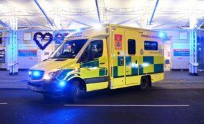 Covid-19: Reino Unido regista mais 563 mortos e 54.940 novos infetados