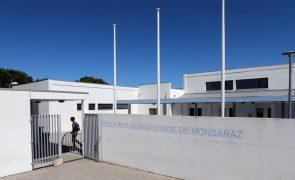Covid-19: Aulas presenciais suspensas em escolas de Reguengos de Monsaraz