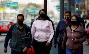 Covid-19: México regista mais 502 mortes e identifica primeiro caso de estirpe britânica