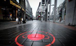 Covid-19: Alemanha regista 12.497 novas infeções e 343 mortos em 24 horas