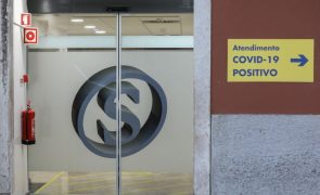 Covid-19: Centro Hospitalar Lisboa Central avança para último nível de contingência